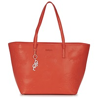 Bags Women Shopper bags Desigual SAN FRANCISCO BLICK Red