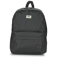 Bags Men Rucksacks Vans OLD SKOOL II BACKPACK Black / Grey