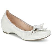 Shoes Women Ballerinas Hispanitas VALENCE White