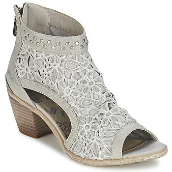 Shoes Women Sandals Mustang MAIJA Grey