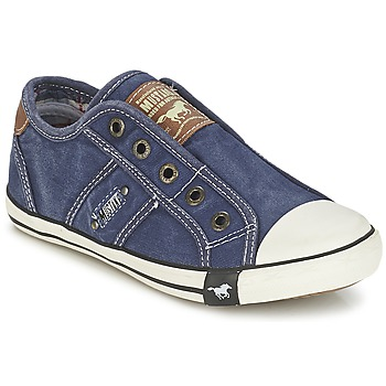 Shoes Boy Low top trainers Mustang SHAYAN Jean
