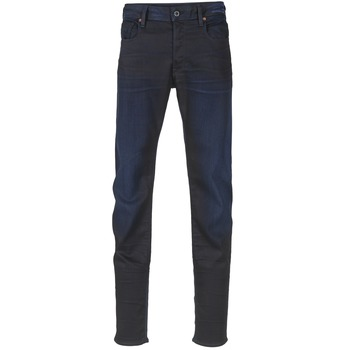 material Men slim jeans G-Star Raw 3301 SLIM Dark / Aged / Slander / Super / Stretch / Denim