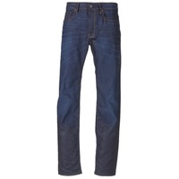material Men straight jeans G-Star Raw 3301 STRAIGHT Hydrite / Denim / Dk / Aged