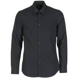 material Men long-sleeved shirts G-Star Raw CORE Black