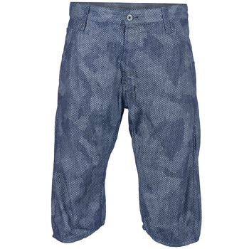 material Men Shorts / Bermudas G-Star Raw ARC 3D TAPERED 1/3 Blue