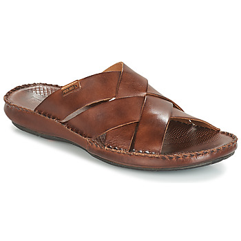 Shoes Men Mules Pikolinos TARIFA Brown