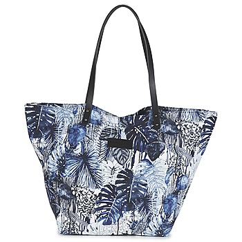 Bags Women Shopper bags Christian Lacroix LIDIA 1 Blue / White