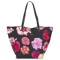 Bags Women Shopper bags Christian Lacroix LIDIA 1 Black / Pink