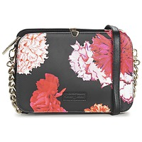 Bags Women Pouches / Clutches Christian Lacroix AMATISTA 9 Black / Pink