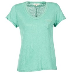material Women short-sleeved t-shirts Miss Sixty FIONA Green
