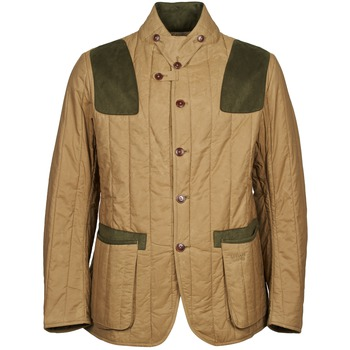 material Men Blouses Barbour Draghnet Beige