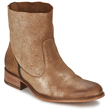 Shoes Women Mid boots n.d.c. SANDRINE SOFTY BRILLO Gold