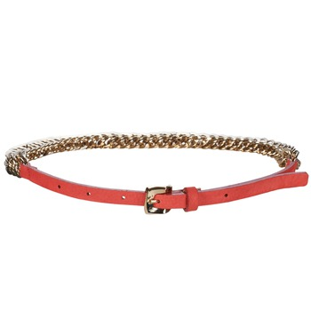 Clothes accessories Women Belts Paul & Joe Perse CORAL