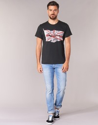 material Men straight jeans Pepe jeans SPIKE Blue / S55