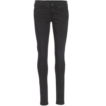 material Women slim jeans Pepe jeans SOHO Black / S98