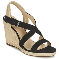 Shoes Women Sandals Jonak AQUAL Black