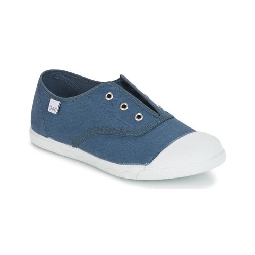 Shoes Children Low top trainers Citrouille et Compagnie RIVIALELLE Jeans