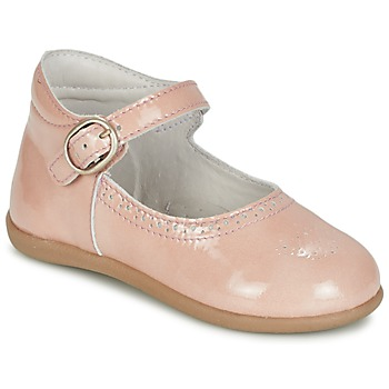 Shoes Girl Ballerinas Citrouille et Compagnie BOUJBOUJ Pink
