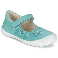 Shoes Girl Ballerinas Citrouille et Compagnie MELINA BIS Blue