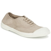 Shoes Women Low top trainers Bensimon TENNIS LACET DARK / BEIGE