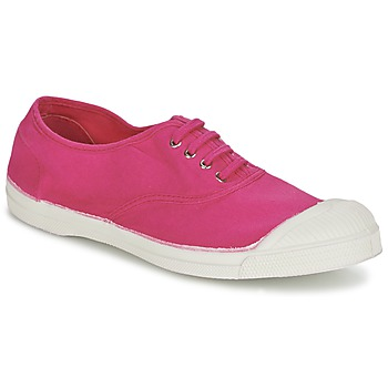 Shoes Women Low top trainers Bensimon TENNIS LACET Fuschia