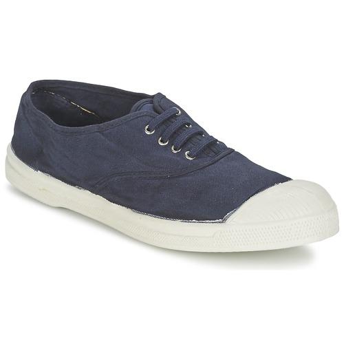 Shoes Men Low top trainers Bensimon TENNIS LACET Marine