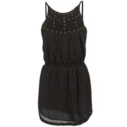 material Women Short Dresses Rip Curl MIDNIGTH HOUR Black