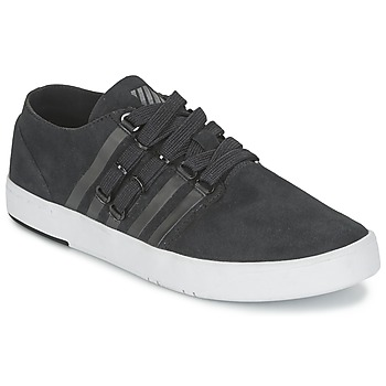 Shoes Men Low top trainers K-Swiss D R CINCH LO Black