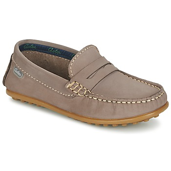 Shoes Boy Loafers Aster MOCADI BEIGE
