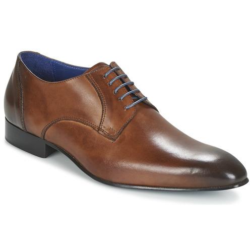 Shoes Men Derby shoes Carlington EMRONE Brown