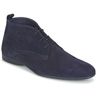 Shoes Men Mid boots Carlington EONARD Blue
