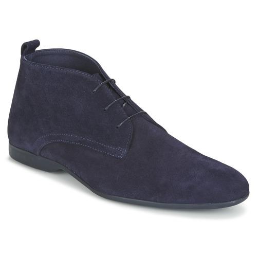 Shoes Men Mid boots Carlington EONARD Blue