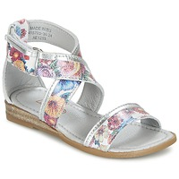 Shoes Girl Sandals Mod'8 JOYCE Multicolour