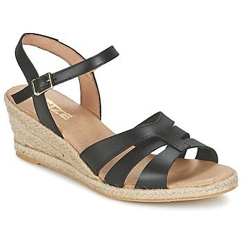 Shoes Women Sandals So Size ELIZA Black