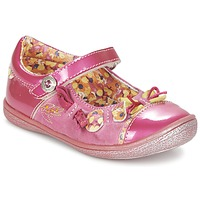Shoes Girl Ballerinas Catimini COLIBRI Fuschia