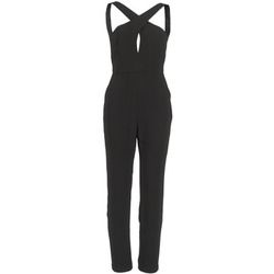 material Women Jumpsuits / Dungarees BCBGeneration BLANDINE Black