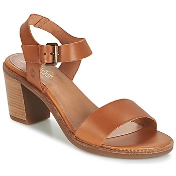 Shoes Women Sandals Casual Attitude CAILLE Camel
