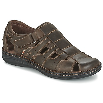 Shoes Men Sandals Casual Attitude ZIRONDEL Brown
