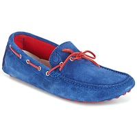 Shoes Men Loafers Casual Attitude MACOUA Marine