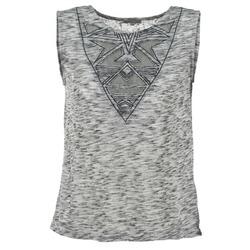 material Women Tops / Sleeveless T-shirts Best Mountain GALSTON Grey