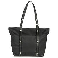 Bags Women Shopper bags Pourchet JASMIN Black / Brown