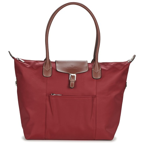 Bags Women Shoulder bags Hexagona CABAS EPAULE Bordeaux