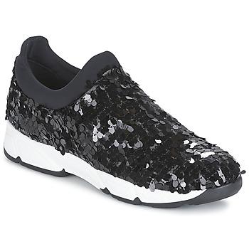 Shoes Women Slip ons Meline OBALA Black