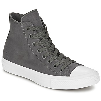 Shoes High top trainers Converse CHUCK TAYLOR All Star II HI Grey