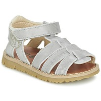 Shoes Boy Sandals GBB MARTIAL Grey