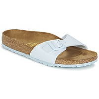 Shoes Women Mules Birkenstock MADRID Blue