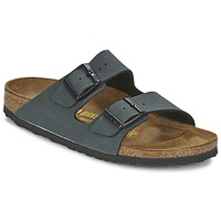 Shoes Men Mules Birkenstock ARIZONA Grey