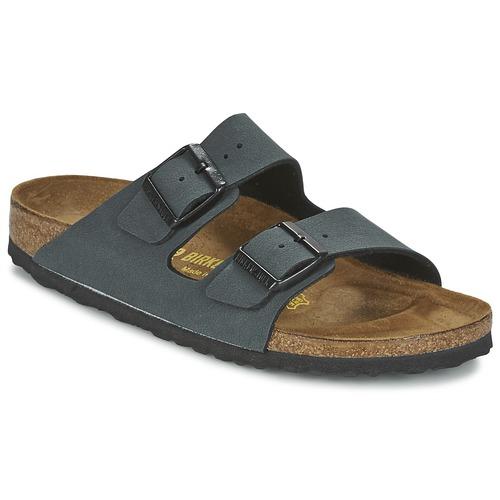 Shoes Men Mules Birkenstock ARIZONA Grey