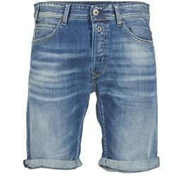 material Men Shorts / Bermudas Replay SHORT 901 Blue / 009