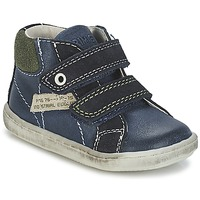 Shoes Boy Mid boots Primigi CHRIS Blue